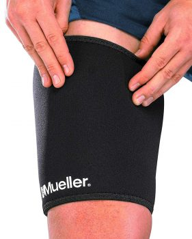 Mueller Thigh Sleeve Neoprene Blend