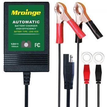 Best Motorcycle Battery Charger Reviews Dec 2018 Buyer S Guide