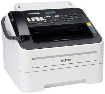 Brother FAX-2840 High-Speed Mono Laser Fax Machine