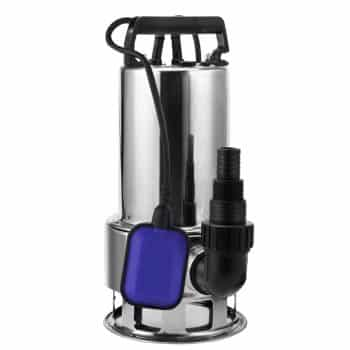 Homdox 1.5 HP Stainless Steel Submersible Sump