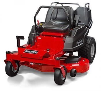 "Snapper 360Z 21.5HP 726cc Kawasaki Engine 48"" FAB Z-Turn Mower w"