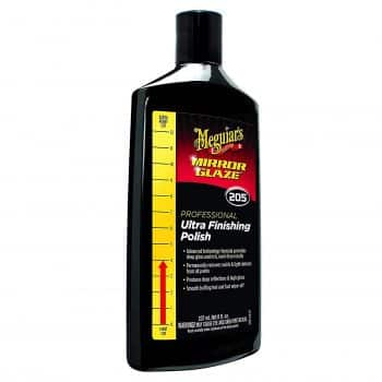 Meguiar's M20508 Mirror Glaze Ultra Finishing Polish - 8 oz.