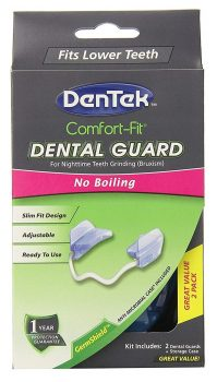 DenTek comfort-fit Nightguard (Pack of 2)