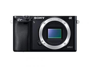 Sony Alpha a6000 Mirrorless Digital Camera 24.3 MP SLR Camera