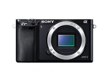Sony Alpha a6000 Mirrorless Digital Camera 24.3 MP SLR Camera