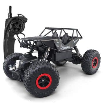 Mioshor RC Crawler Off-Road Rock Jeep Trucks 1