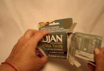 Ultra-Thin Condom