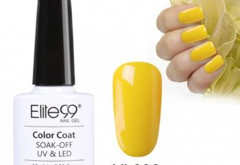 Top 10 Best Yellow Nail Polishes Review in 2019