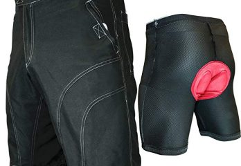 Top 12 Best Mountain Bike Shorts for Men in 2019