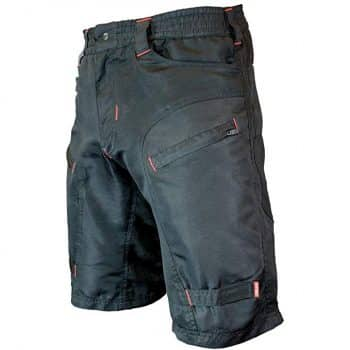 Urban Cycling Apparel The Single Tracker - Mountain Bike MTB Baggy Shorts with Zip Pockets