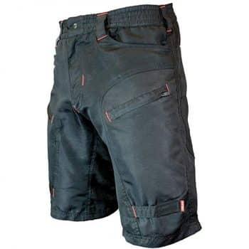 Urban Cycling Apparel The Single Tracker - Mountain Bike MTB Baggy Shorts with Zip Pockets