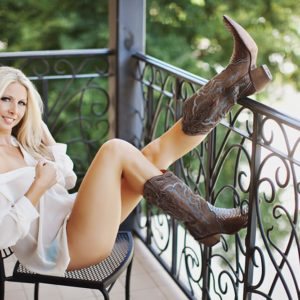Girls Cowboy Boot