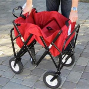 Mac Sports Collapsible Wagon Cart