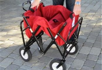 Top 10 Best Collapsible Wagon Carts in 2019 Review
