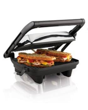 Hamilton Beach 25460A Panini Press Sandwich Maker