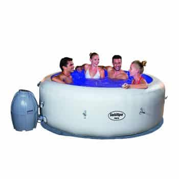 SaluSpa Paris AirJet Inflatable Hot Tub w