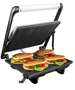 Panini Press Extra Large Gourmet Sandwich Maker