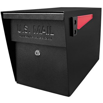 Mail Boss 7106 Curbside Locking Mailbox