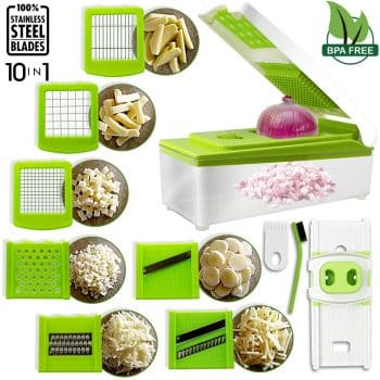 Vegetable Slicer Cutter Efficient and Fast