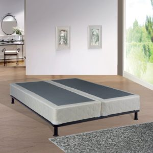 Spinal Solution Queen Size Fully Assembled Split Foundation Box Spring