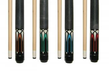 Piece Hardwood Canadian Maple Pool Cue