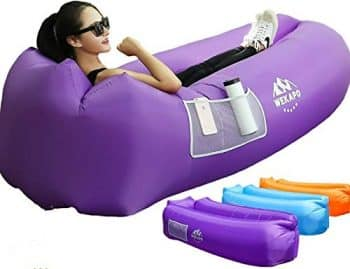 WEKAPO Inflatable Air Lounger