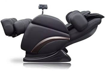 SPECIAL!!!! Best Valued Massage Chair New Full Featured Luxury Shiatsu Chair Built in Heat and True Zero Gravity Positioning. Black Free 3