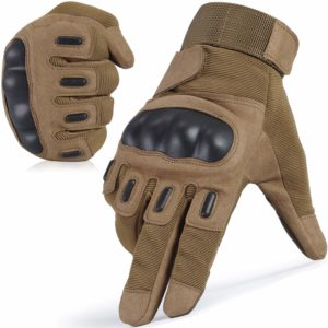 JIUSY Touch Screen Army Tactical Gloves