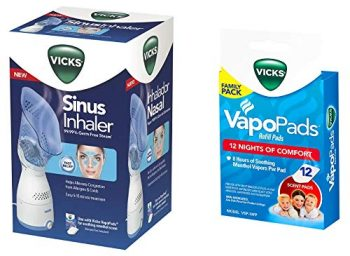Vicks Personal Steam Inhaler