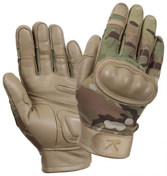 Rothco Hard Knuckle Tactical Gloves