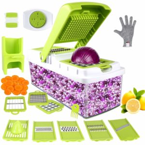 Vegetable Chopper Mondoline Slicer Dicers