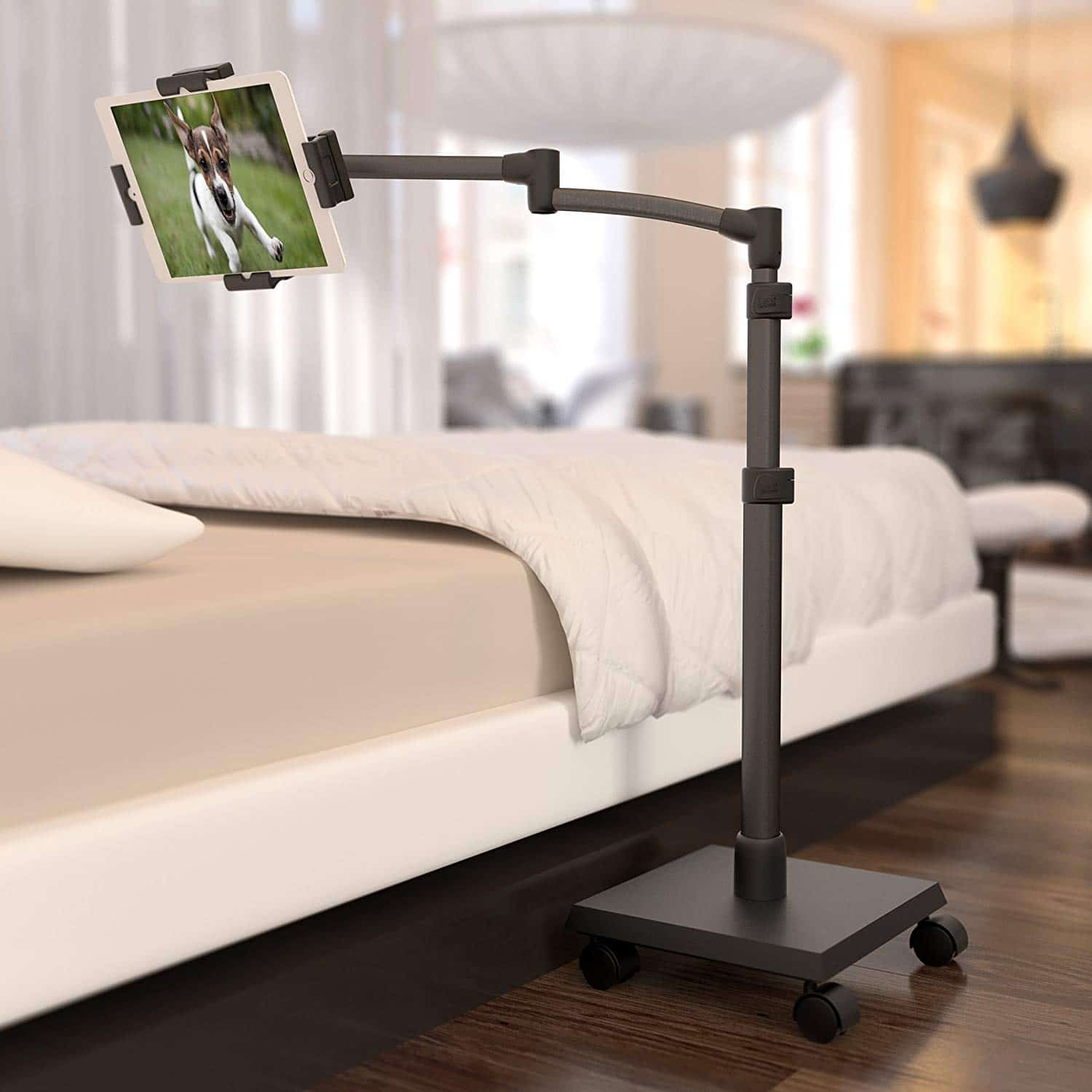 Top 12 Best Ipad Holders For Bed In