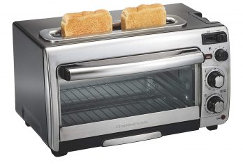 Hamilton Beach Countertop Toaster Ovens Stainless Steel
