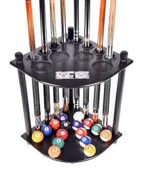 Cue Rack Only 8 Pool Billiard Stick