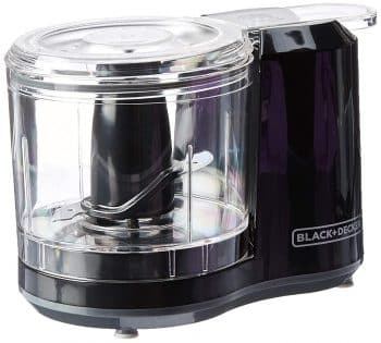 BLACK + DECKER Electric Food Chopper