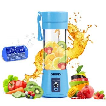 Portable Blender OBERLY Smooth Juicer Cup