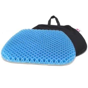 FOMI Premium All Gel Orthopedic Seat Cushion Pad for Car