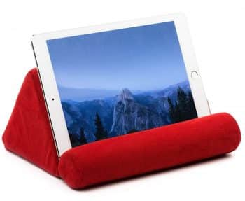 iPad Tablet Stand Pillow Holder - Universal Phone & Tablet Stands and Holders Can Be Used on Bed
