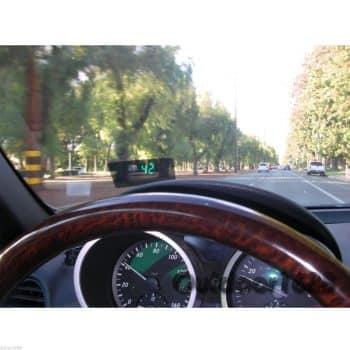 Generic Universal GPS Speedometer with Over Speed Warning