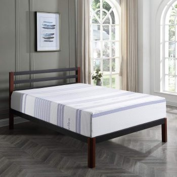 Classic Brands Vibe 12-Inch Gel Memory Foam Mattress
