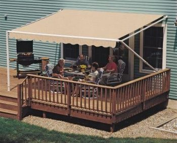 Sunsetter 20FT Sand 1000XT Retractable Awning