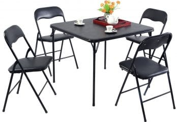 Top 12 Best Folding Dining Tables Review in 2019