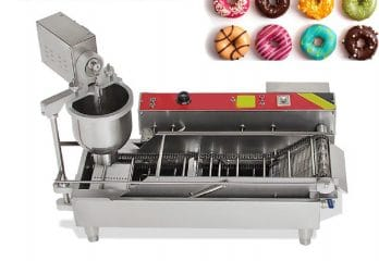 Top 12 Best Donut Fryer Makers Review in 2019