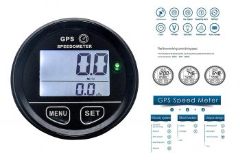 GPS Speedometer OZ-USA