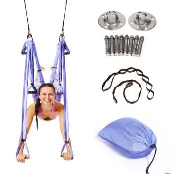 Aerial Yoga Swing Yoga Hammock Kit