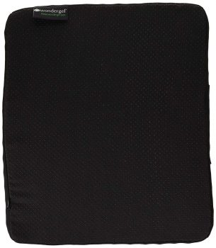 WonderGel Extreme Seat Cushion - 16in.L x 18in.W x 2in. Thick, Model# WG-EX-001