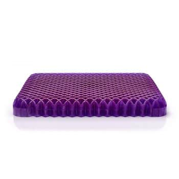 Purple Royal Seat Cushion - Seat Cushion for The Car Or Office Chair - Can Help in Relieving Back Pain & Sciatica Pain