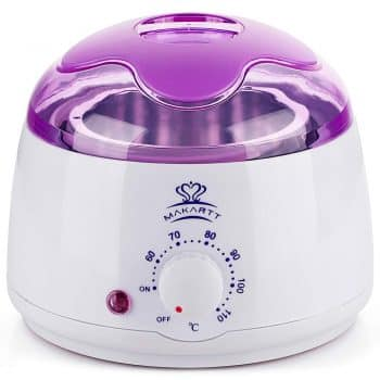 Makartt Hair Removal Machine Hard Hot Wax Warmer Melter Heater Electric Depilatory Waxing 14