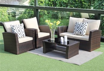 Top 12 Best Patio Sofas Review in 2019