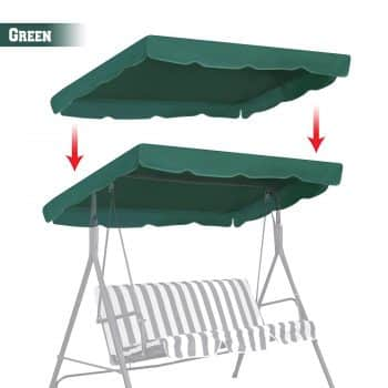 BenefitUSA Patio Outdoor Swing Canopy Replacements